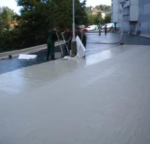 (Lithuanian) Terasų bei stogų hidroizoliacijos įrengimas