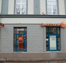SWEDBANK PADALINYS, VILNIUS