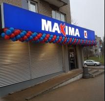 "PC ""MAXIMA"", KLAIPĖDA"