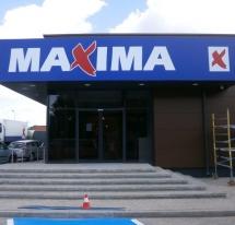 """PC """"MAXIMA X"""", JONAVA"""