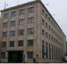 AB SEB bank, Gedimino Ave 12, Vilnius