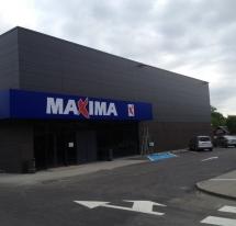 "(Lithuanian) PC ""Maxima X"", Palanga"