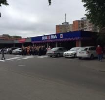"""(Lithuanian) PC """"MAXIMA"""", KLAIPĖDA"""