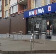 """PC """"MAXIMA X"""", KURŠĖNAI"""