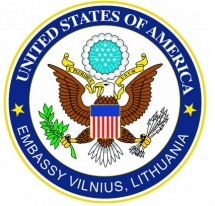 (Lithuanian) JAV AMBASADA, VILNIUS