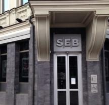AB SEB BANK, LAISVĖS AL., KAUNAS