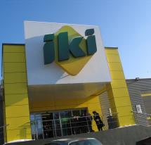 """(Lithuanian) PC """"IKI"""", Šiauliai"""