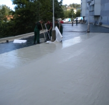 Roofing and waterproofing