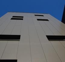 Ventilated facades